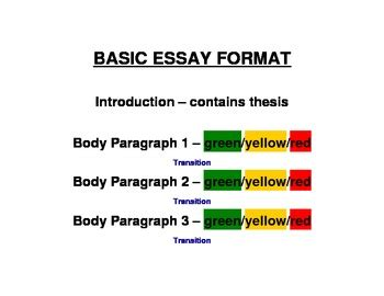 Thesis statement how to teach